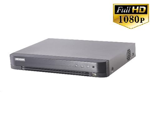 DVR Stand Alone Turbo HD Pentaflex 08 Canais HDTVI Full HD 1080P 3.0 DS-7208HQHI-k1 - HIKVISION