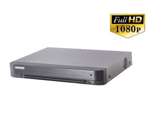 DVR Stand Alone Turbo HD Pentaflex 32 Canais HDTVI Full HD 1080P 3.0 DS-7232HQHI-k2 - HIKVISION