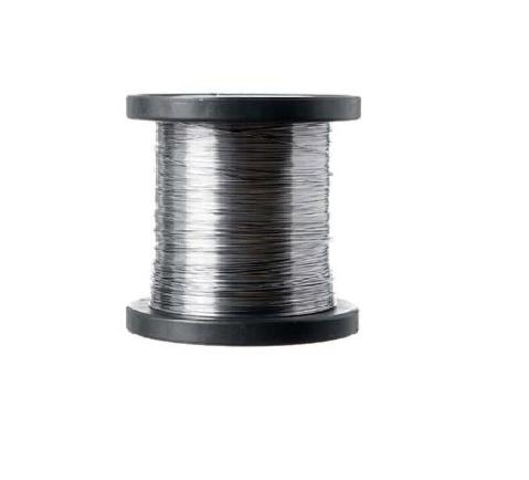 Fio de aço 0,45mm para cerca elétrica bobina com 400mts