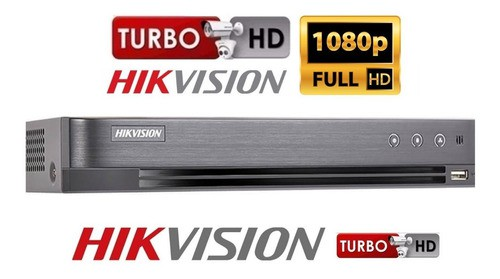 Kit Hikvision 3 Cam Hilook Full Hd 1080p Dvr 4ch Turbo Hd K1