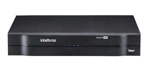 Kit Intelbras 8 Cam Vhd 3120b E Dvr Mhdx 1108 8ch C/hd 1 Tb