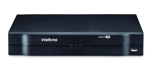 Kit Intelbras 8 Cameras Hd G4 1010b Dvr Mhdx 1108 Hd 1tb