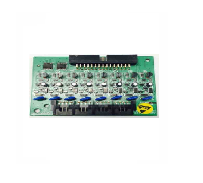 Placa de 8 Ramais Desbalanceados Central Comunic 48 Maxcom -Intelbras