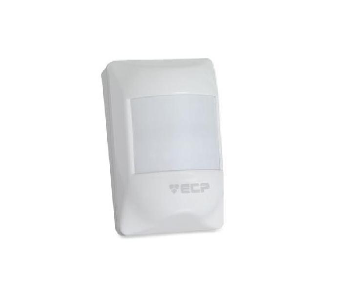 Sensor infravermelho Passivo Visori RF Saw IVP Sem Fio ECP