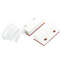 Sensor Magnético MSA Abertura Com Fio Para Alarme Stilus