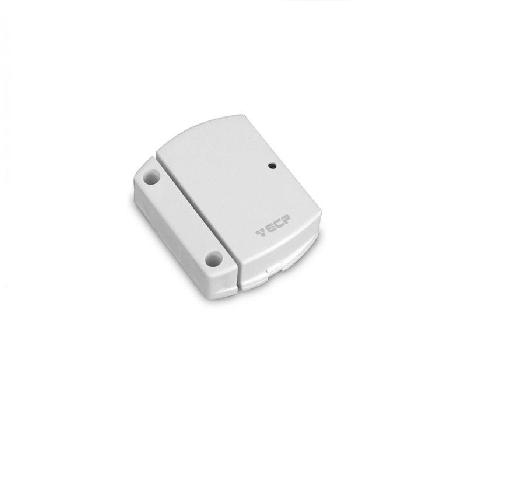 Sensor Magnético Sem Fio Para Alarmes 433 Mhz Intruder Ecp