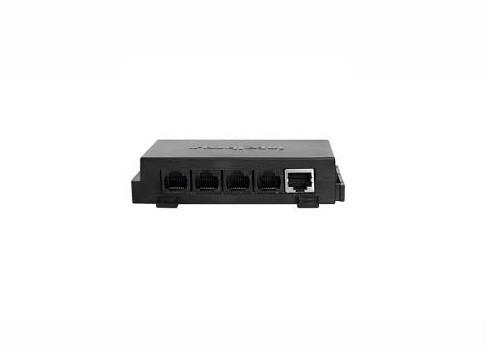 Video Balun Conversor Estático Passivo 04 canais VBP 04C Intelbras