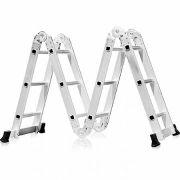 Escadas Alumínio Multifunção 4 x 3