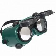 Óculos de Solda CG 250 - CA 5501 Visor Articulado Carbografite