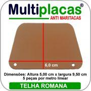 Placa Anti Maritacas Individual Romana
