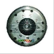 Conjunto de Embreagem Multidisco Carbono AP Estria 8v