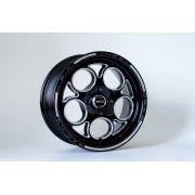 Roda Replica Magnum Black 15x4