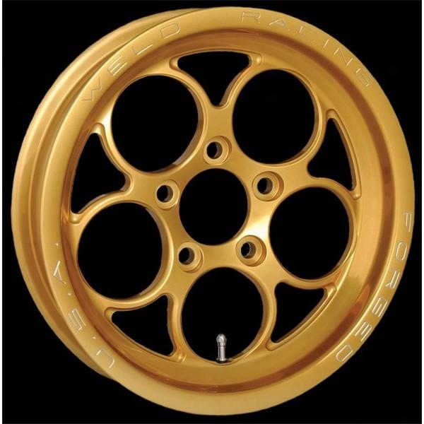WELD MAGNUM GOLD 15X3.5 (PAR)