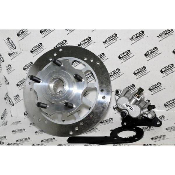 kit de freio gol aluminio