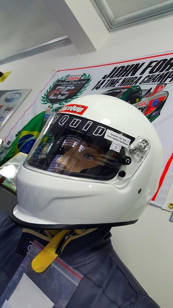 Capacete RaceQuip Homologado SFI
