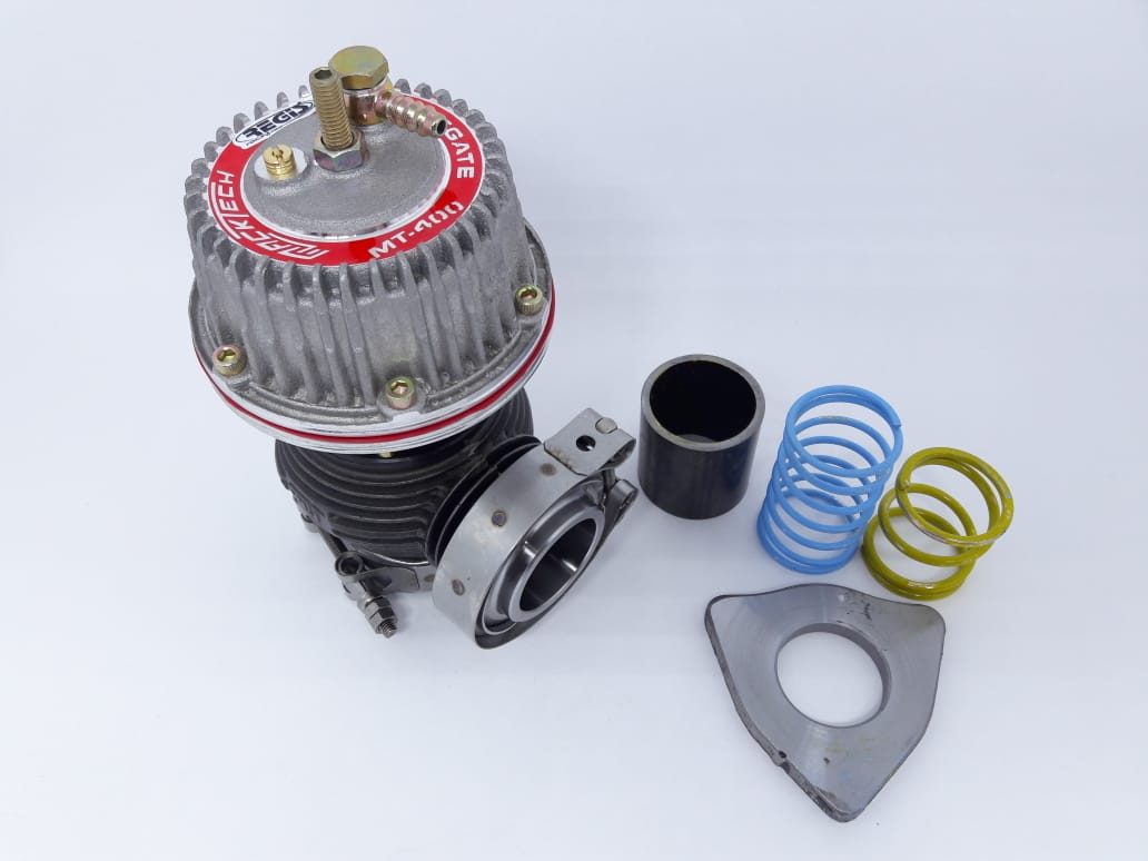 Valvula Wastegate Macktech MT-400