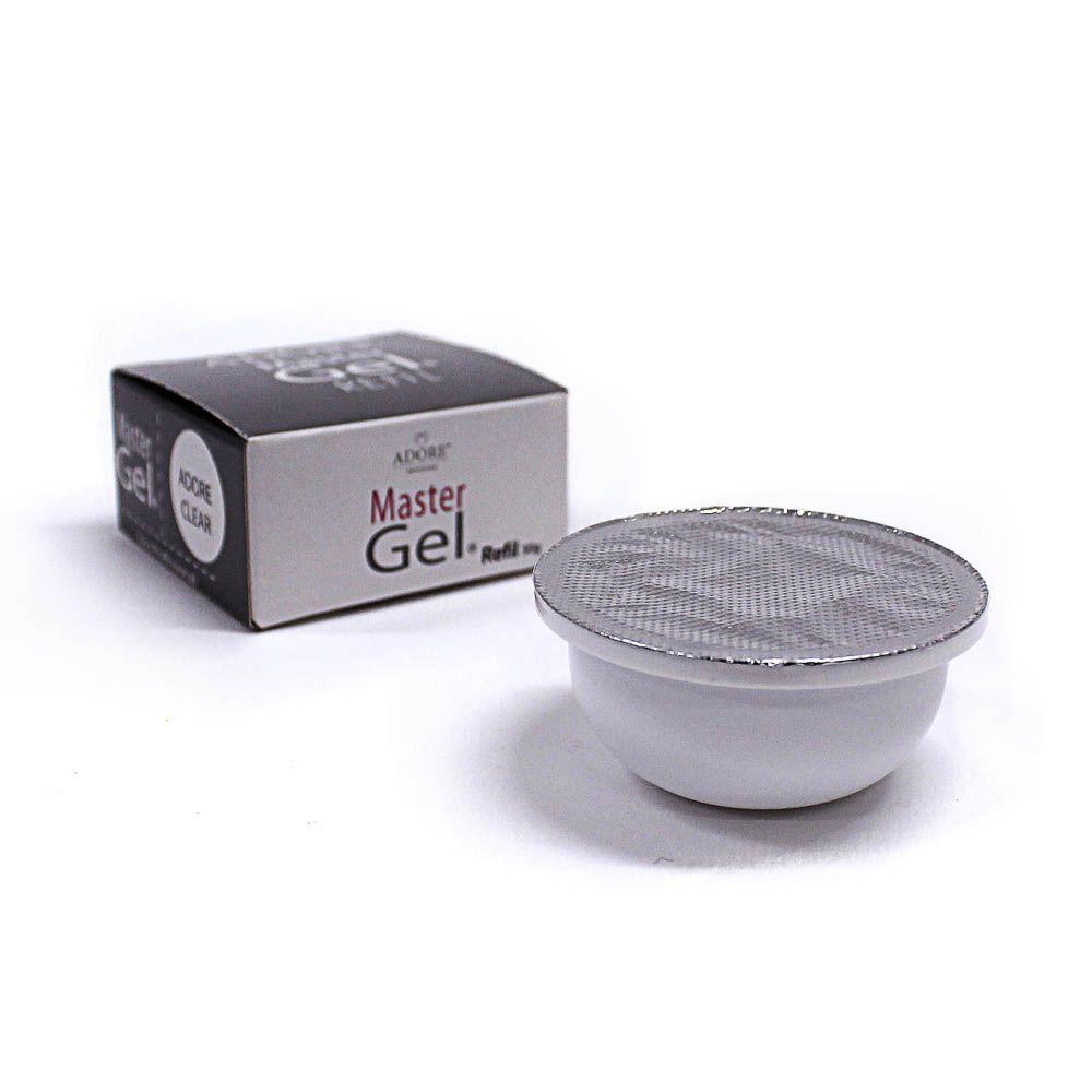 Master Gel Clear - Refil 30g