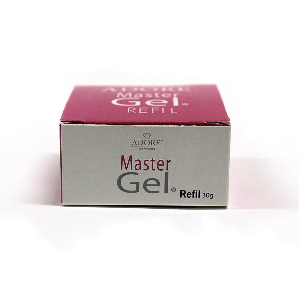 Master Gel Pink - Refil 30g