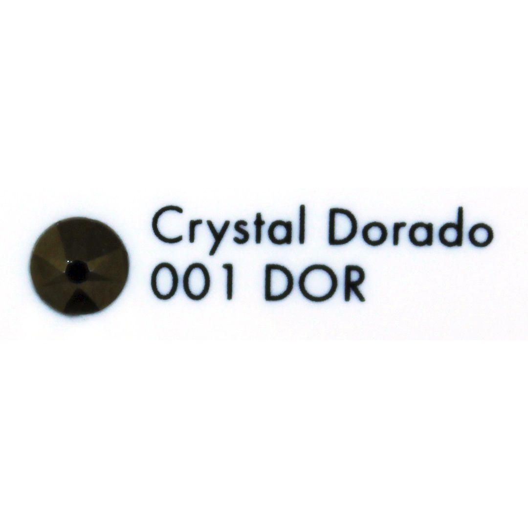 Cristal Swarovski Crystal Dorado