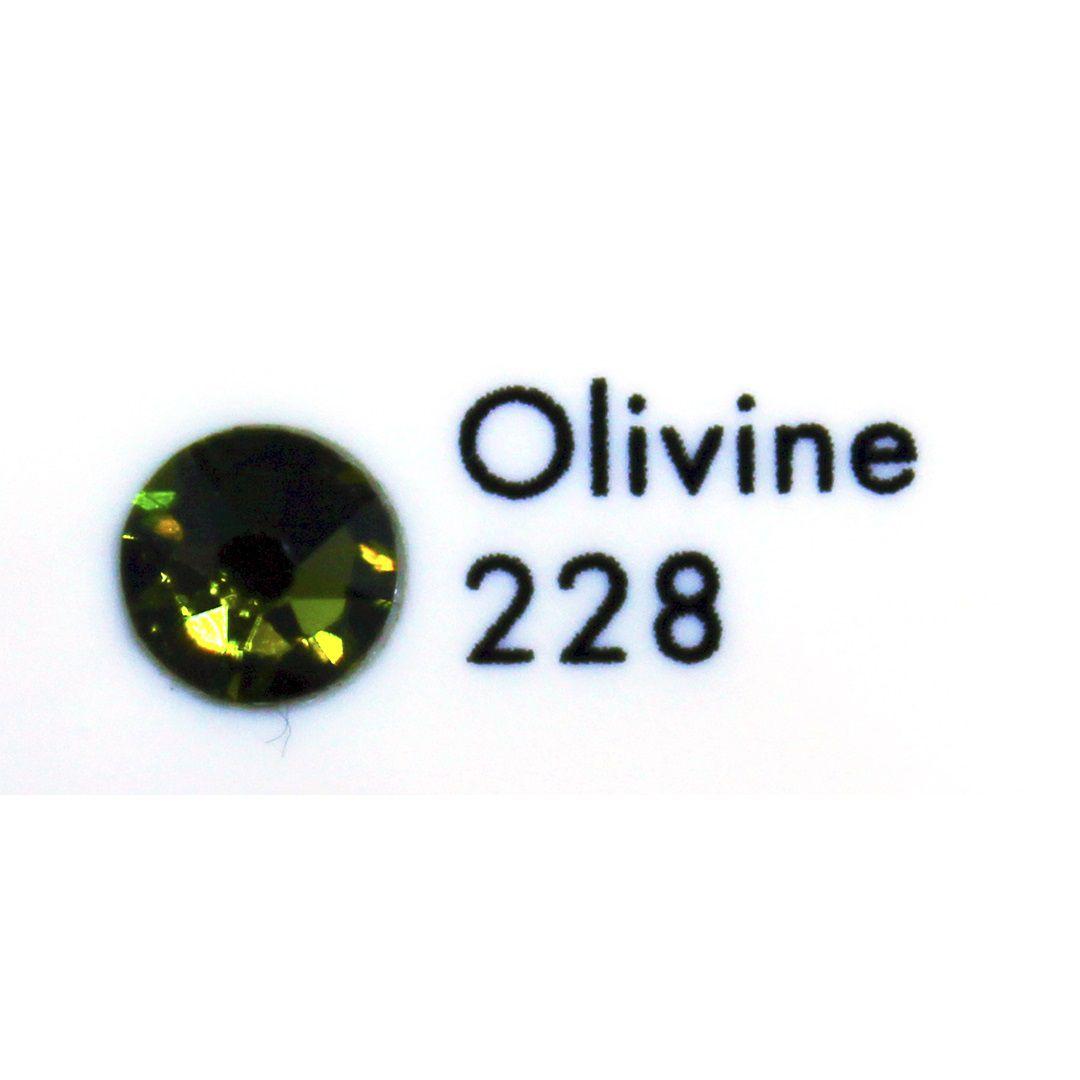 Cristal Swarovski Olivine
