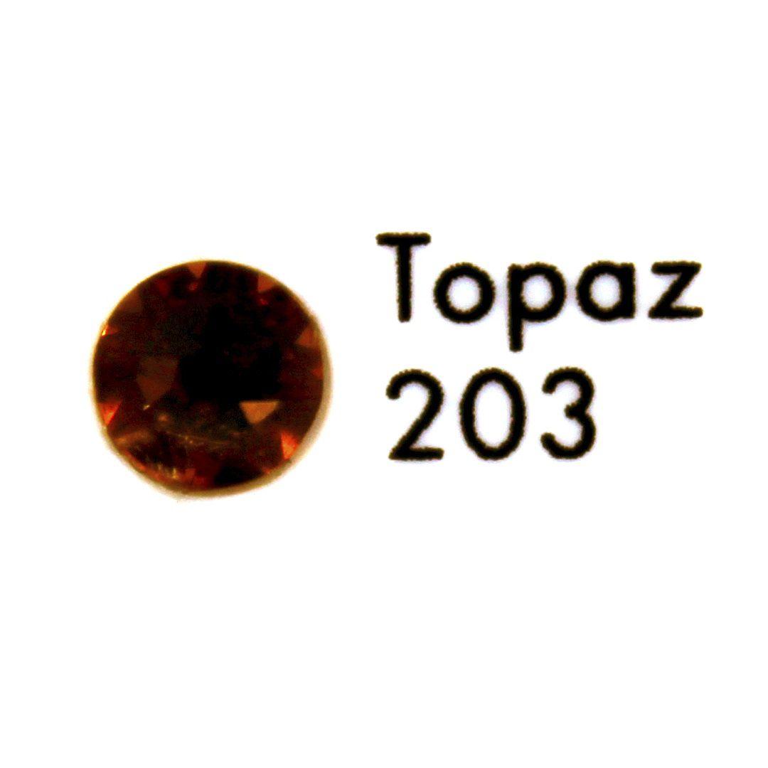 Cristal Swarovski Topaz
