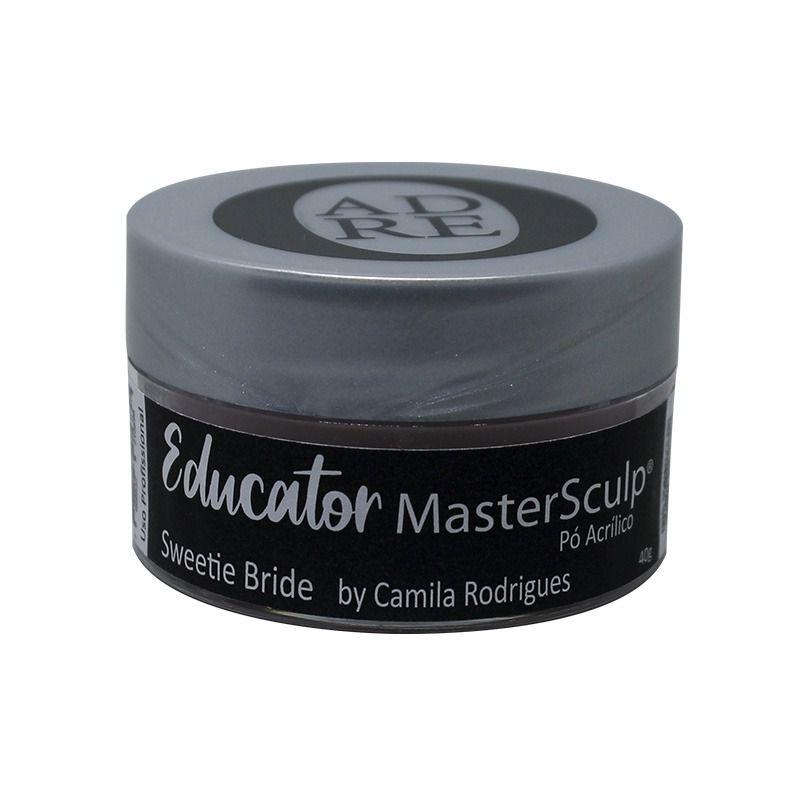 Mastersculp educator Camila Rodrigues Sweetie Bride