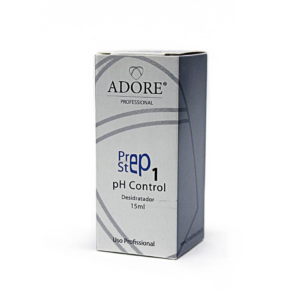 Prep Step 1 PH Control - 15ml