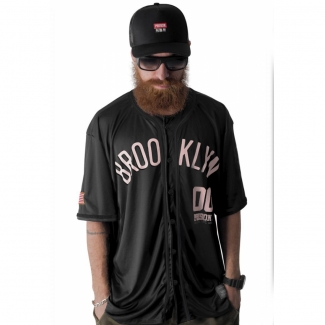Camisa de Baseball Prison Brooklyn