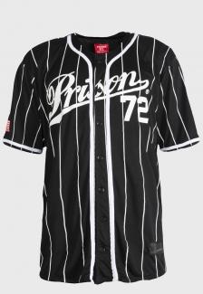 Camisa Baseball Listrada New York Prison