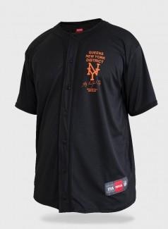 Camisa de Baseball Prison Queens York