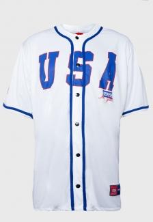 Camisa de Baseball Prison USA New York