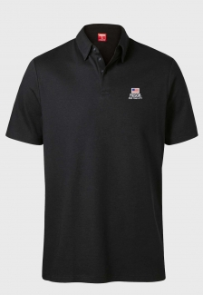 Camisa Polo Prison NYC Black