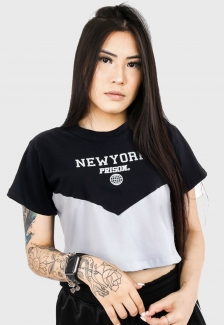 Cropped Prison New York Preta