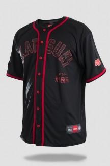 Camisa de Baseball Prison Akatsuki
