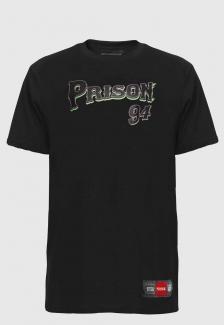 Camiseta Prison 94 Black&Green
