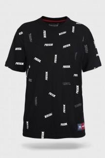 Camiseta Prison A Lot Preta