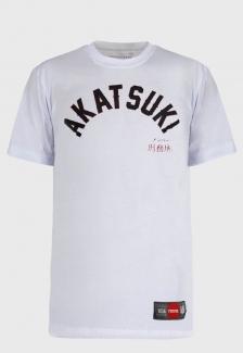 Camiseta Prison Akatsuki Member Branca