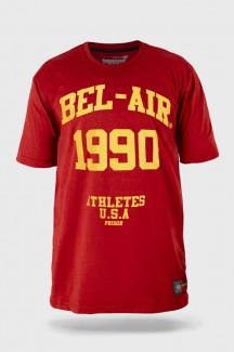 Camiseta Prison Bel Air Vermelha