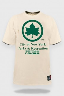 Camiseta Streetwear Prison Central Park NY