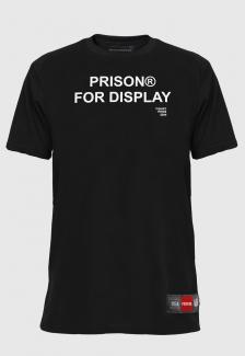 Camiseta Prison Grife For Display