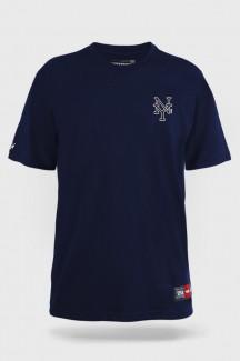 Camiseta Prison NY Blue Track