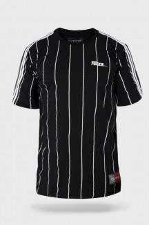 Camiseta Prison Original Stripes Preta
