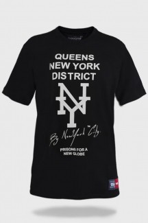 Camiseta Prison Queens NY