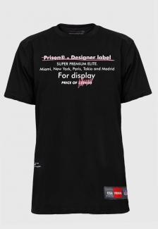 Camiseta Prison Street Wear Design Label