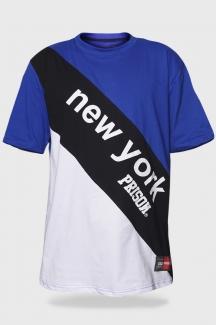 Camiseta Prison New york Label