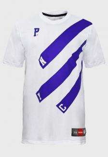 Camiseta Prison Streetwear NYC Way Branco