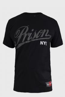 Camiseta Prison Streetwear Premium Black