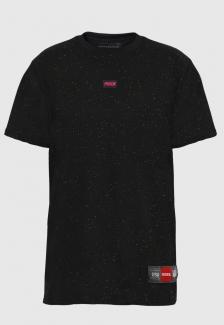 Camiseta Streetwear Atoms Green prison