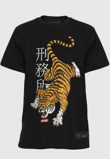 Camiseta Streetwear Tiger Prison