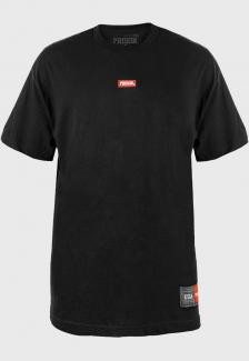 Camiseta Streetwear Bordada Logo Prison
